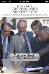 Contractor Break Even Calculator